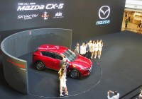 MAZDA'S CX-5 arrives & priced from RM134k to RM164k