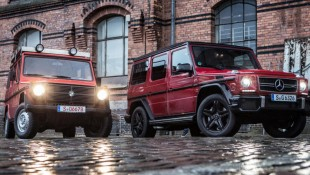 The G-Wagen, still rules for many reasons