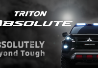 Mitsubishi to launch Triton Absolute To Challenge Ford Raptor