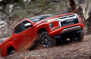 Mitsubishi Brand New Triton Full Details & Pictures