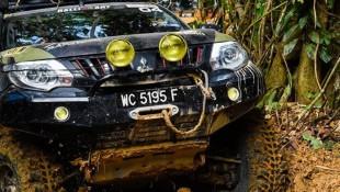 Mitsubishi Triton Survives Borneo Safari Durability and Endurance Test!