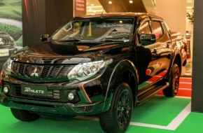 New Mitsubishi Triton Athlete Launched, RM126,990