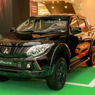 New Mitsubishi Triton Athlete Launched, RM126,990