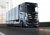 Nikola testing its Hydrogen truck