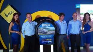Goodyear Launches the Wrangler TripleMax Tire for Mid-Size SUV Range  in Malaysia