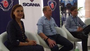 Scania to drive customer profitability through sustainable transport solutions