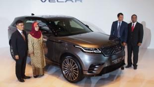 Range Rover Velar in Malaysia at RM529k