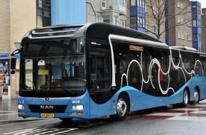 MAN Delivers 100 Lion's City models in Netherlands