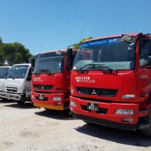 MBM CV Delivers 24 Fuso Trucks To Pentas Flora Sdn Bhd