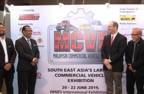 Future of Transportation in Malaysia, don't miss MCVE 2019