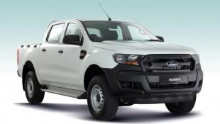 New Ford Ranger XL Standard Makes Malaysian Debut