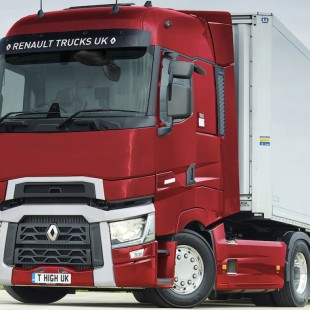 Renault Range T High Trucks in right hand drive now