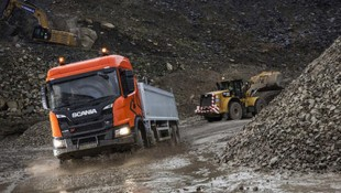 Scania Brings In Its Award Winning, Most Fuel Efficient, Greener, New Truck Generation