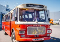 Restored, 1969 Scania-Vabis Bus