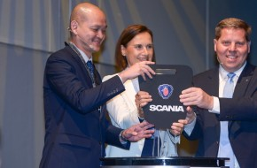 Scania Has Record Truck Sales In Malaysia For 2018