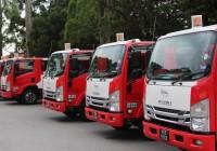 TNB Buys 61 ISUZU Light Duty Trucks