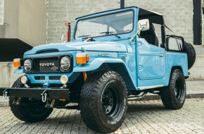Rusted Land Cruisers in Malaysia need this conversion
