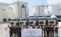 UPC Chemicals Buys 5 UD Trucks