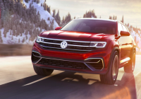 Volkswagen Shows Its NEW Atlas SUV
