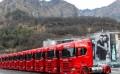 Brand New Scania Liquified Gas Trucks For San Pellegrino