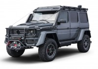 Brabus Adventure 4×4², When You Have Too Much Money In Your Safe