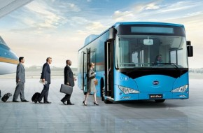BYD Strengthens Position in Spain With 8 More Ebuses