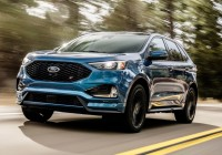 Meet The Ford Edge ST……The SUV We Won't Get