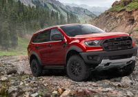 Ford should produce the 'Everest Raptor'