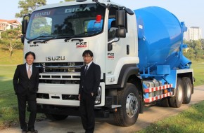 ISUZU Still No.1 As MALAYSIA'S PREFERRED COMMERCIAL VEHICLE