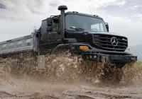 Mercedes-Benz Zetros Awesome Truck