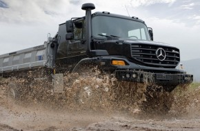 Mercedes-Benz Zetros Awesome Truck