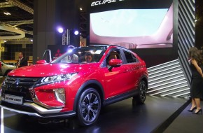 Mitsubishi Eclipse Cross Confirmed For Malaysia