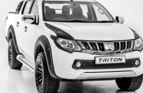Another Mitsubishi Triton Variant On Its Way