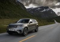 Range Rover Velar has been awarded a 5-star