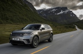 RM29,988 savings on a NEW Range Rover Velar SUV