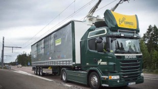 Scania working on 'Alternative Fuels' & 'Electrification'