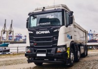 Scania to supply Kobelco with industrial engines