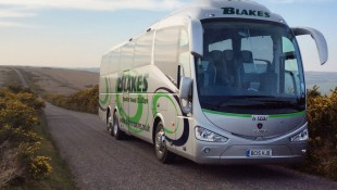Scania shows its 15-metre bus & coach chassis