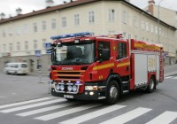 Scania running 'Recon Truck Promotion'