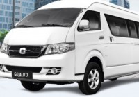 Go Auto Unveils Its First Commercial Van – The Go Auto-Higer Ace