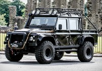 You can buy the LAND ROVER DEFENDER SVX from SPECTRE