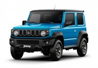 Suzuki Jimny Launched in Japan