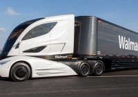 Tesla is not the only company working to electrify trucks