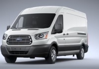 Ford Records Highest Ever Commercial Vehicles Sales in 2017