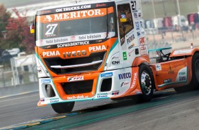 ​​​IVECO will be taking part in the 2018 FIA European Truck Racing Championship