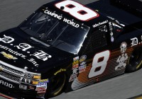 Nemechek wins the NASCAR Truck Series