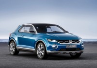 Volkswagen's Baby Crossover, the T-Roc to challenge HR-V & C-HR