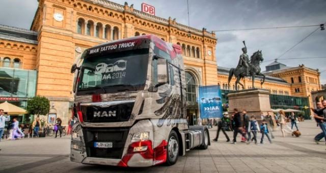 MAN-Tattoo-Truck-IAA-2014