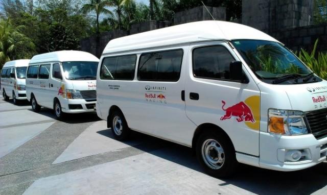 02 Nissan LCV supports IRBR (Custom)