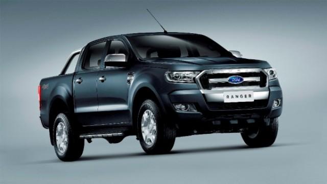 New Ford Ranger 1 (Custom)
